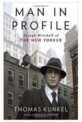 Columbia School of Journalism - Man in Profile: Joseph Mitchell of The New Yorker | columbia school of journalism manhattan nyc columbia university school of journalism gay Talese thomas Kunkel steve Coll pulitzer prize winning authors