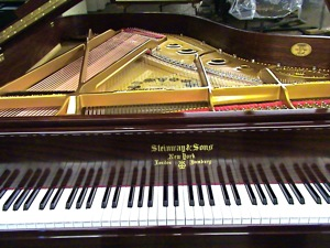 steinway & sons piano factory nyc