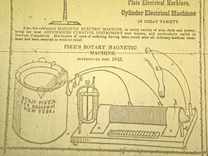 electromagnetic gizmo from 1800's