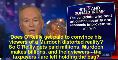 fox news oreilly political advertising guidelines