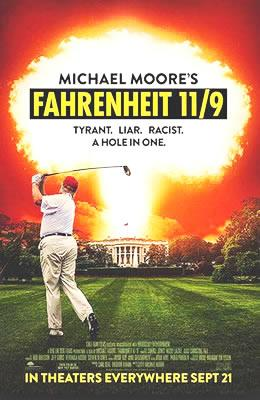 michael moore's new movie fahrenheit11/9
