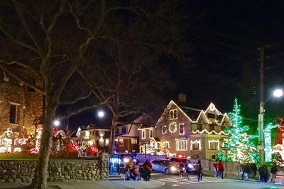 brooklyn holiday lights dyker heights photo brooklyn nyc