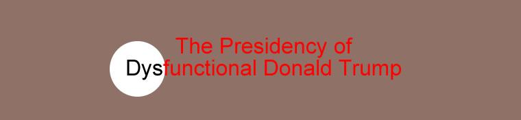 dysfunctional donald american president dysfunction