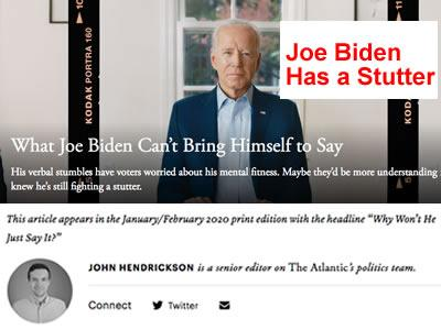 job biden stutters joe biden stutterer bernie sanders legislative records bernie sanders intransigence