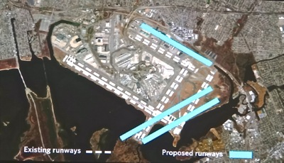 jfk airport expansion plans jamaica bay