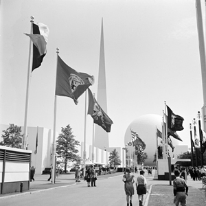 government zones at nyc worlds fair 1939