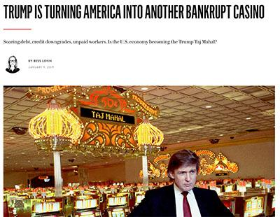trump bankruptcies casinos trump business failures corrupt donald trump