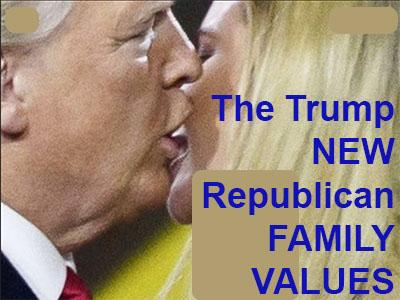 rnc convention republican convention family values new trump family values