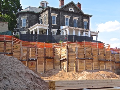 NYC History: Steinway Mansion Real Estate Development Queens NYC | steinway mansion queens nyc steinway mansion history real estate development nyc