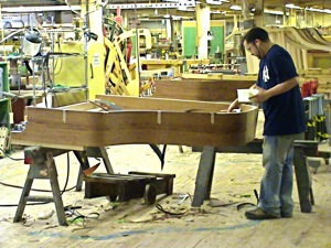 Steinway Piano Factory history & tours Astoria NYC