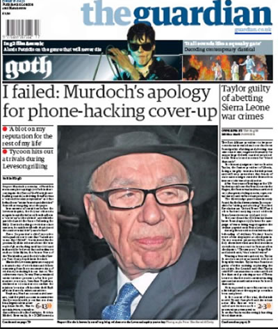 rupert murdoch use of propaganda