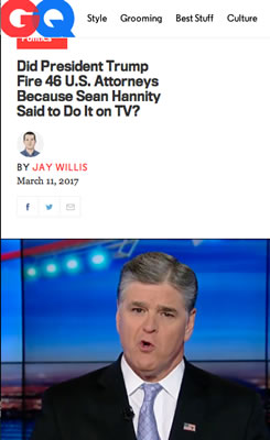 hypocrite hannity on fox fake news
