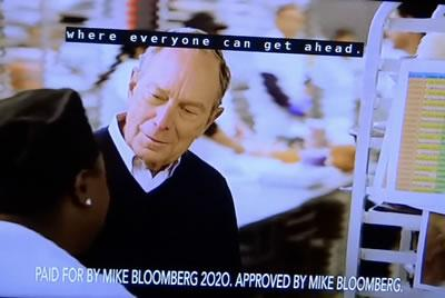 billionaire mike bloomberg like billionaire donald trump whats the difference