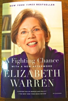 a fighting chance photo by elizabeth warren