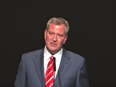 america's mayor de blasio nyc